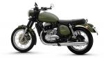 जावा ग्रीन शेड मोटरसाइकल को आरटीओ से मंजूरी नहीं, आर्मी कलर से मिलता है रंग