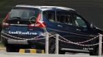 मारुति सुजुकी एक्सएल6 अर्टिगा क्रॉस की तस्वीरें आयी सामने, देखिये कैसे होगी नई कार