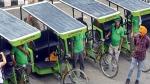 'सोलर रिक्शा' आईआईटी दिल्ली के कैंपस में हुई  शुरु, जानिये कैसे करती है काम