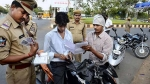 कर्नाटक सरकार मोटर व्हीकल एक्ट को करेगी संसोधित, घटाएं जाएंगे ट्रैफिक चालान के रेट
