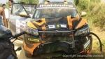 अर्जुन आवार्ड प्राप्त गौरव गिल के साथ जोधपुर रैली में हुआ बड़ा हादसा, कार से टकराकर 3 लोगो की मौत