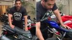 बाइक के शौकीन जॉन अब्राहम के गैरेज में हैं ये सुपरबाइक, देखें वीडियो