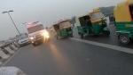 बुलेट सवार बाइकर ने की एम्बुलेंस को ट्रैफिक से निकालने में मदद, देखे वायरल वीडियो