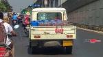 महिंद्रा बोलेरो पिक-अप बीएस-6 सीएनजी वैरिएंट टेस्टिंग के दौरान आयी नजर