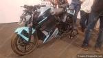 मंटिस इलेक्ट्रिक बाइक को इंडिया बाइक वीक 2019 में किया गया पेश
