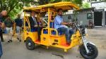 अमेजन भारत में बना रही इलेक्ट्रिक रिक्शा, कंपनी के सीईओ ने दी जानकारी