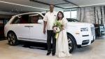 पति ने पत्नी को गिफ्ट की ये लग्जरी कार, कीमत जानकर उड़ जाएंगे होश