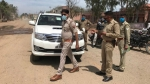 विधायक के नाम का स्टीकर लगी फॉर्च्यूनर का कटा 10,000 रुपये का चालान, लॉकडाउन का किया उल्लंघन