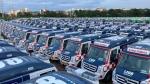 Force Traveller Ambulances Delivered: आंध्र प्रदेश सरकार को मिली 1,000 फोर्स एम्बुलेंस की डिलीवरी