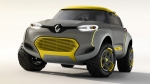 Renault Kiger Spied Testing: रेनॉल्ट काईगर एक साथ टेस्टिंग के दौरान आई नजर