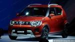 Maruti Suzuki Ignis Sales Report July 2020: मारुति सुजुकी इग्निस की बिक्री जुलाई में 55% बढ़ी, जानें