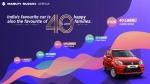 Maruti Alto Sales Milestone: मारुति ऑल्टो ने पार किया 40 लाख यूनिट बिक्री आकड़ा, जानें इसके बारें में
