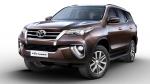 2021 Toyota Fortuner Facelift Spotted: नई टोयोटा फॉर्च्यूनर फेसलिफ्ट टेस्ट के दौरान आई नजर