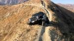 Jeep Wrangler Rescued: पहाड़ में फंसे जीप रैंगलर को किया गया रेस्क्यू, देखें हैरतंगेज वीडियो