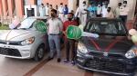 झारखण्ड के शिक्षा मंत्री ने 10 वीं और 12 वीं के टापर्स को गिफ्ट की मारुति ऑल्टो कार
