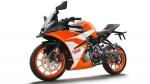 New KTM RC 200 Spied Testing: नई केटीएम आरसी 200 टेस्टिंग के दौरान दिखी, 2021 मे होगी लाॅन्च