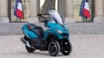 Peugeot Metropolis Maxi Scooter: प्यूजियो मेट्रोपोलिस फ्रांस के राष्ट्रपति के बेड़े में शामिल