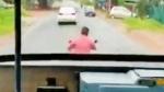 Biker Blocks Way Of A Bus, Fined: बाइकर ने रोका बस का रास्ता, कटा 10,500 रुपये का चालान