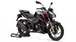TVS Apache RTR 200 4V Super-Moto ABS: अपाचे आरटीआर 200 4वी सुपर-मोटो एबीएस के साथ लॉन्च