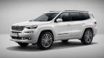 2021 Jeep Compass 7-Seater Spied: जीप कम्पास का 7-सीटर वर्जन टेस्टिंग के दौरान आया नजर