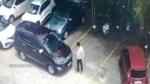 Thief Running With Toyota Innova Crysta Caught: चोरी कर ले भागा टोयोटा इनोवा, पुलिस ने दबोचा