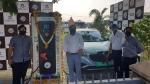 EV Charging Station In Nagpur: एमजी ने नागपुर में किया फास्ट चार्जिंग स्टेशन का उद्घाटन, जानें