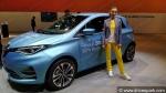 Renault Zoe EV Spotted Testing: रेनॉल्ट जोई ईवी टेस्टिंग के दौरान आई नजर, जल्द हो सकती है लॉन्च