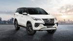 Toyota Fortuner TRD Facelift: टोयोटा फॉर्च्यूनर टीआरडी फेसलिफ्ट की जानकारी आई सामने, जानें फीचर्स