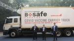 DICV Showcases Special Truck: डीआईसीवी ने कोरोना वैक्सीन ट्रांसपोर्ट के लिए पेश किया स्पेशल ट्रक