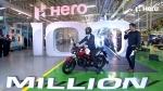Hero Motocorp 100 Million Milestone: हीरो मोटोकॉर्प ने पार किया 100 मिलियन उत्पादन का आकड़ा, जानें