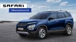 Tata Safari Reached Dealership: नई टाटा सफारी डीलरशिप यार्ड पर आई नजर, कल होगी पेश