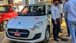 Maruti Swift Facelift Delivery: नई मारुति स्विफ्ट फेसलिफ्ट की डिलीवरी भारत में हुई शुरु, देखें तस्वीरें