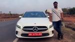 Mercedes A-Class Limousine Review Video: मर्सिडीज बेंज ए-क्लास लिमोजिन चलाने में है कैसी?