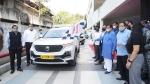 MG Motor India Donates 5 Ambulance: एमजी मोटर व एमजी नागपुर डीलरशिप ने दान की 5 हेक्टर एंबुलेंस
