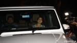 मर्सिडीज-बेंज जी-वैगन जी350डी एसयूवी में नजर आईं सारा अली खान, देखें वीडियो