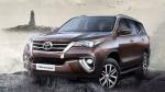 Premium SUV Sales Feb 2021: प्रीमियम एसयूवी बिक्री फरवरी: टोयोटा फॉर्च्यूनर पहले नंबर पर रही, जानें