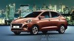 2021 Hyundai Aura Spotted At Dealership: नई अपडेटेड हुंडई औरा डीलरशिप पर आई नजर, जल्द होगी बिक्री