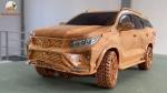 Toyota Fortuner Wood Miniature: इस कलाकार ने लड़की से बनाई नए टोयोटा फॉर्च्यूनर लेजेंडर, देखें वीडियो