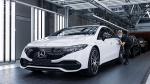 Mercedes EQS इलेक्ट्रिक सेडान का उत्पादन हुआ शुरू, नई जानकारियां आई सामने