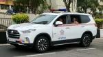 मुकेश अम्बानी के सुरक्षा काफिले में शामिल हुई नई MG Gloster SUV, वीडियो आया सामने