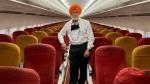 Air India की फ्लाइट में दुबई तक अकेले गया यह यात्री, कहा 'महाराजा' की तरह सफर किया