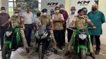 अब गोवा पुलिस चलाएगी इलेक्ट्रिक बाइक, बेड़े में शामिल हुई कबीरा मोबिलीटी की ई-बाइक्स