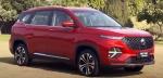 MG Motor ने बढ़ाई हेक्टर, हेक्टर प्लस व ग्लोस्टर की कीमत, 50,000 रुपये तक हुई महंगी