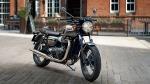 Triumph मोटरसाइकिल ने बोनेविले गोल्ड लाइन एडिशन बाइक्स का किया खुलासा, देखें तस्वीरें