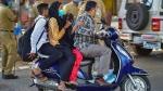 बच्चों को बैठाकर बाइक चलाते हैं तो पढ़ लें नया नियम, हेलमेट के साथ ये चीज भी है जरूरी
