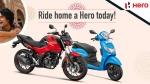Hero, Bajaj, TVS और Honda की बाइक्स पर मिल रही है जबरदस्त छूट, दिवाली पर करें 12,500 रूपये की बचत