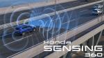 Honda Cars ने पेश किया 'Sensing 360' ड्राइवर असिस्ट सिस्टम, अब और सुरक्षित होगी कार ड्राइव