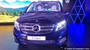भारत में लॉन्च हुई लग्ज़री मर्सिडीज-बेंज वी-क्लास — जानें कीमत