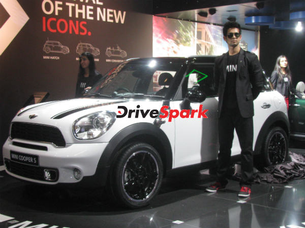 bmw launches mini auto expo aid0154