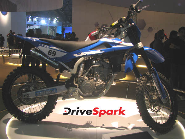 tvs motors unveils vehicle range auto expo 2 aid0154